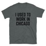 Chicago Short-Sleeve Unisex T-Shirt