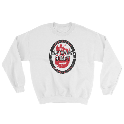 Columbus Castaways Sweatshirt - Saturday's A Rugby Day