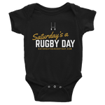 SARD Infant Bodysuit - Saturday's A Rugby Day