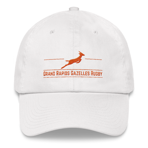 Grand Rapids Gazelles Dad hat - Saturday's A Rugby Day