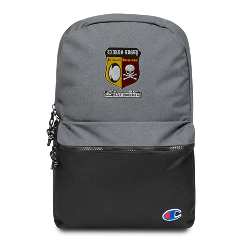 CMU Exiles Embroidered Champion Backpack