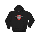 Louisville Rugby Hooded Sweatshirt - Saturday's A Rugby Day