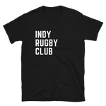 Indy Rugby Short-Sleeve Unisex T-Shirt