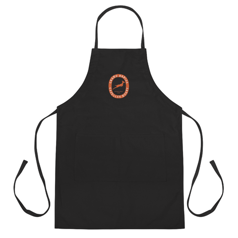 Grand Rapids Gazelles Embroidered Apron - Saturday's A Rugby Day