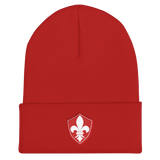 Louisville Rugby Cuffed Beanie - Saturday's A Rugby Day