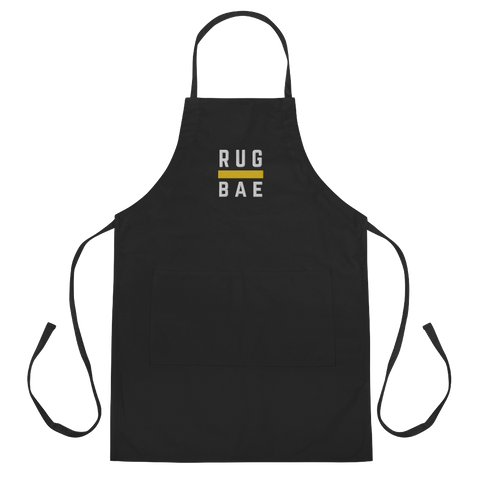 RUGBAE Embroidered Apron