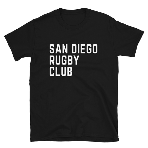 San Diego Rugby Short-Sleeve Unisex T-Shirt