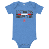 Columbus Castaways Infant T-Shirt - Saturday's A Rugby Day