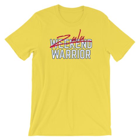 Zulu Warrior T-Shirt - Saturday's A Rugby Day