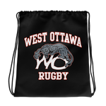 West Ottawa Rugby Drawstring bag