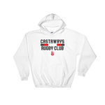 Columbus Castaways Hooded Sweatshirt - Saturday's A Rugby Day