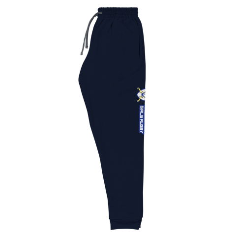 Grand Haven Girls Rugby Unisex Joggers - Saturday's A Rugby Day