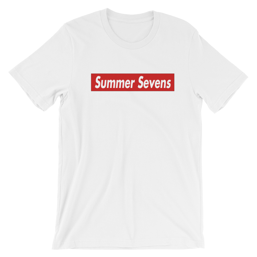 Supremely Summer Sevens T-Shirt - Saturday's A Rugby Day