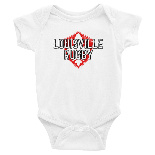 Louisville Rugby Infant Bodysuit - Saturday's A Rugby Day