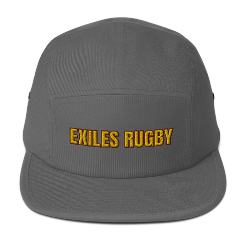 Exiles Rugby Five Panel Cap