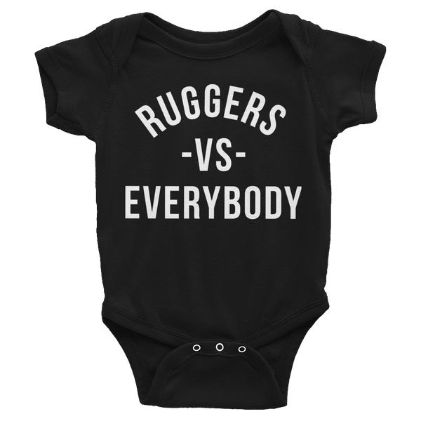 Ruggers - VS - Everybody - Infant Bodysuit - Saturday's A Rugby Day