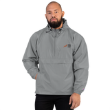 GR Rugby Embroidered Champion Packable Jacket