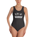 Zulu Warrior One-Piece Swimsuit - Saturday's A Rugby Day