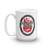 Columbus Castaways Mug - Saturday's A Rugby Day