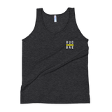 RUGBAE Left Chest Unisex Tank Top