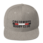 Castaways Snapback Hat - Saturday's A Rugby Day