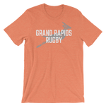 Grand Rapids Rugby - Premium Short-Sleeve Unisex T-Shirt - Saturday's A Rugby Day