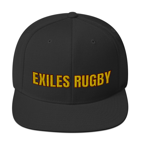Exiles Rugby Snapback Hat