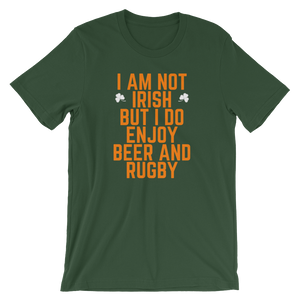 Not Irish Short-Sleeve Unisex T-Shirt