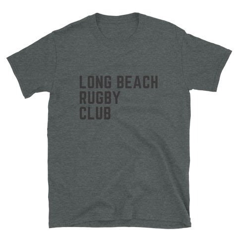 Long Beach Rugby Short-Sleeve Unisex T-Shirt