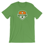 Saturday's a Rugby Day Irish Crest Short-Sleeve Unisex T-Shirt