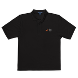 Grand Rapids Rugby Embroidered Polo Shirt - Saturday's A Rugby Day