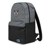 Grand Haven Girls Embroidered Champion Backpack - Saturday's A Rugby Day