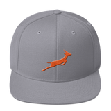 Grand Rapids Large Gazelle Snapback Hat - Saturday's A Rugby Day