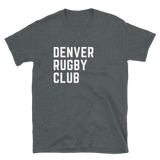 Denver Rugby Short-Sleeve Unisex T-Shirt