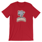 Marysville Rugby Rhinos Short-Sleeve Unisex T-Shirt - Saturday's A Rugby Day