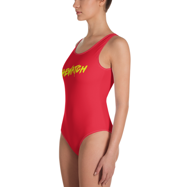 Baewatch One-Piece Swimsuit