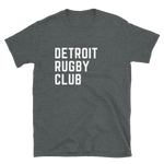 Detroit Rugby Club Short-Sleeve Unisex T-Shirt
