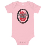 Columbus Castaways Infant Rugby For All T-Shirt - Saturday's A Rugby Day