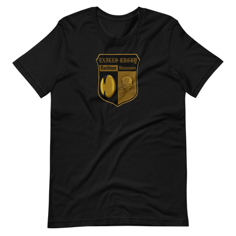 CMU Exiles Golden Short-Sleeve Unisex T-Shirt