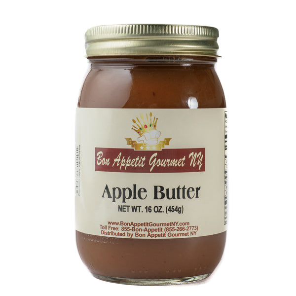 Apple Butter Wt. 16 oz. by Bon Appetit Gourmet NY