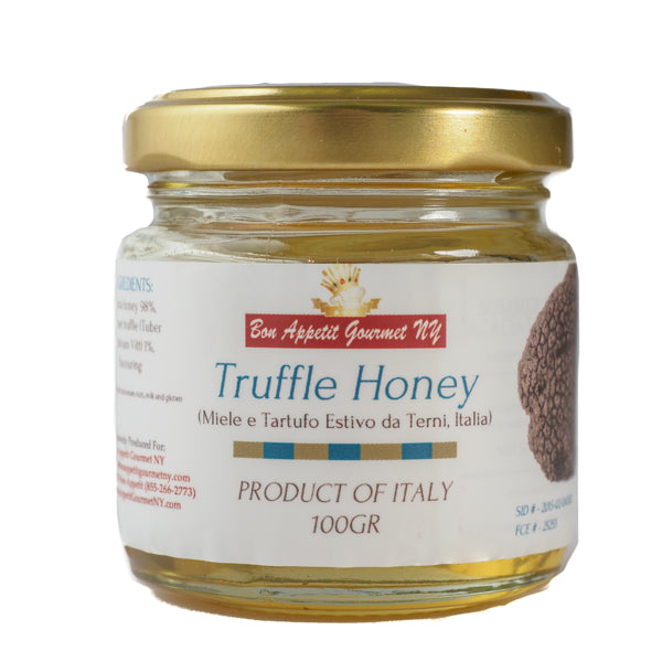 Truffle Honey Wt. 100 gr.  by Bon Appetit Gourmet NY