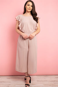 Valentine Jumpsuit - PLUS