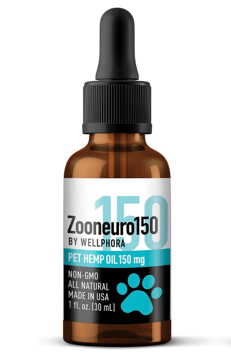 ZooNeuro Pet Hemp Oil 150mg