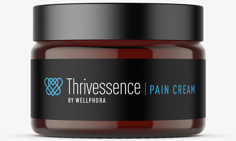Thrivessence CBD Hemp Infused Pain Cream