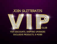 Join Our VIP Club! - Glitterati