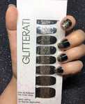 """City Lights"" Glitter Confetti Nail Polish Strips - Glitterati"