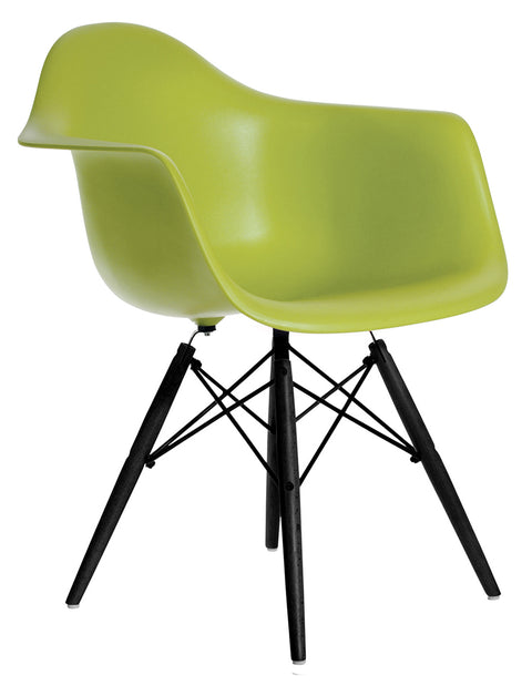 Eames DAW Chair | Black Base