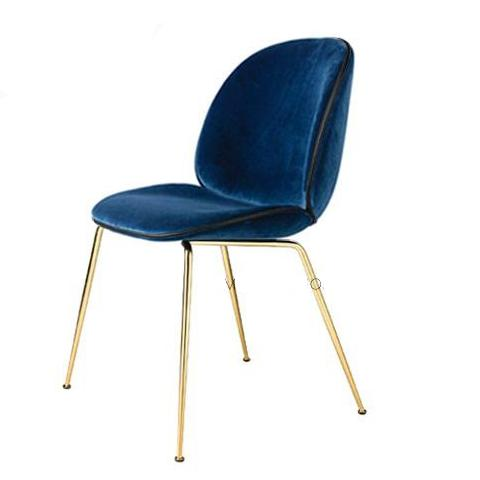 Beetle Dining Chair | Upholstered