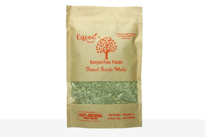 Fennel Seeds Whole|BanyanTree Foods