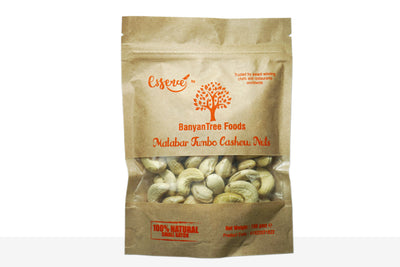Malabar Creamy Jumbo Extra Large Cashew Nuts Whole 100g